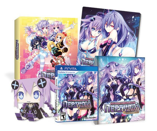 Hyperdimension Neptunia Re; Birth 3: V Century