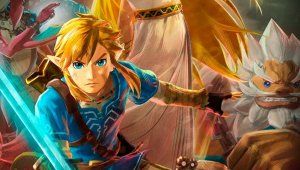 Hyrule Warriors: La era del cataclismo marca récord en Nintendo Switch
