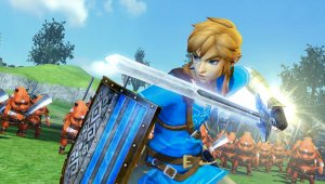 Hyrule Warriors Definitive Edition anunciado para Nintendo Switch