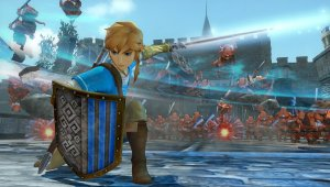 Hyrule Warriors para Nintendo Switch, compatible con los amiibo de Zelda Breath of the Wild