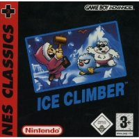 Ice Climber Game Boy Advance