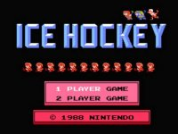 Ice Hockey Wii