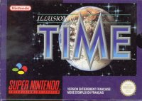 Illusion of Time Super Nintendo