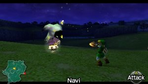 Imágenes de The Legend Of Zelda: Ocarina Of Time 3D