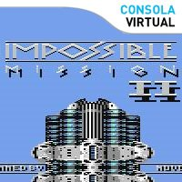 Impossible Mission II Wii