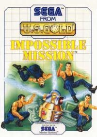 Impossible Mission Master System