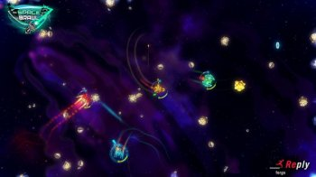 El estudio indie Forge Reply anuncia In Space We Brawl