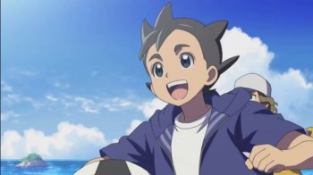 Level-5 anuncia Inazuma Eleven Ares junto a un dispositivo inteligente