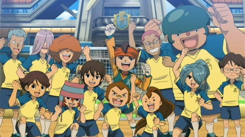 Inazuma Eleven Strikers