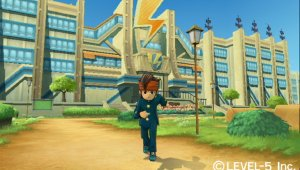 Scan de Inazuma Eleven Break para Wii