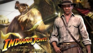 Primeras Imágenes de Indiana Jones And The Staff Of King