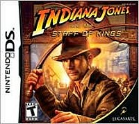 Indiana Jones And The Staff Of King Nintendo DS
