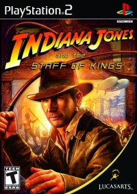 Indiana Jones And The Staff Of King Playstation 2