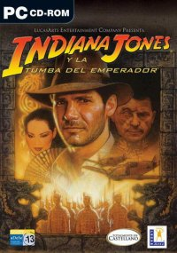 Indiana Jones y La Tumba del Emperador PC