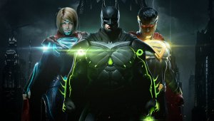 Top ventas UK (30-05-2017): Injustice 2 sigue dominando las listas de ventas