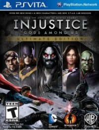Injustice: Gods Among Us PS Vita