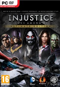 Injustice: Gods Among Us PC