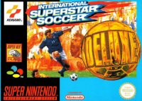 International Superstar Soccer Deluxe Super Nintendo