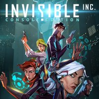 Invisible, Inc. PS4