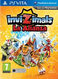 Invizimals: La Alianza PS Vita