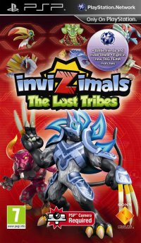 Invizimals: The Lost Tribes PSP