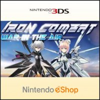 Iron Combat: War in the Air Nintendo 3DS