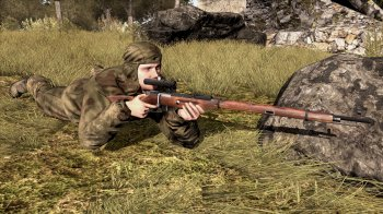 Iron Front: Liberation 1944 muestra sus tanques