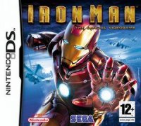 Iron Man Nintendo DS