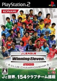 J-League Winning Eleven 2008 Playstation 2