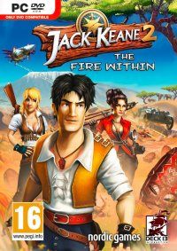 Jack Keane 2 - The Fire Within PC