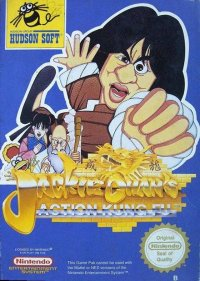 Jackie Chan's Action Kung Fu NES