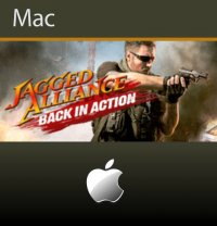 Jagged Alliance - Back in Action Mac