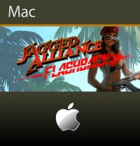 Jagged Alliance: Flashback Mac