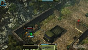 Ya disponible la beta abierta de Jagged Alliance Online