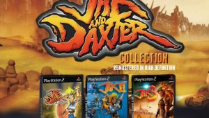 Primer tráiler de la Jak & Daxter Collection