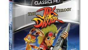 Carátula de la Jak & Daxter Collection