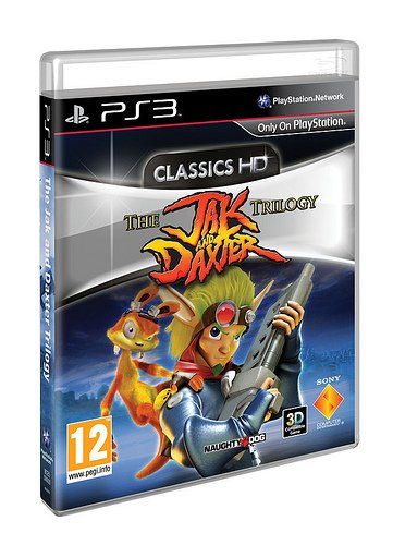 Jak & Daxter Collection HD