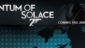 Primeras Scans de Quantum Of Solace