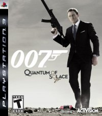 James Bond 007: Quantum of Solace PS3