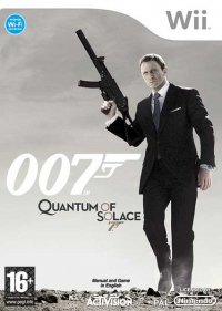 James Bond 007: Quantum of Solace Wii
