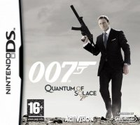 James Bond 007: Quantum of Solace Nintendo DS