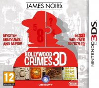 James Noirs Hollywood Crimes Nintendo 3DS