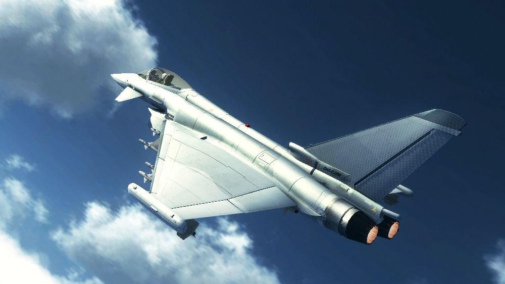 Jane´s Advanced Strike Fighters