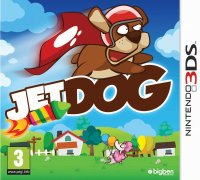 Jet Dog Nintendo 3DS