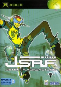 Jet Set Radio Future XBox