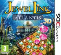Jewel Link: Legends of Atlantis Nintendo 3DS