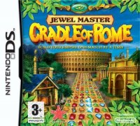 Jewel Master: Cradle of Rome Nintendo DS