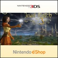 Jewel Match 3 Nintendo 3DS