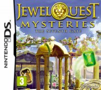 Jewel Quest Mysteries 3 - The Seventh Gate Nintendo DS