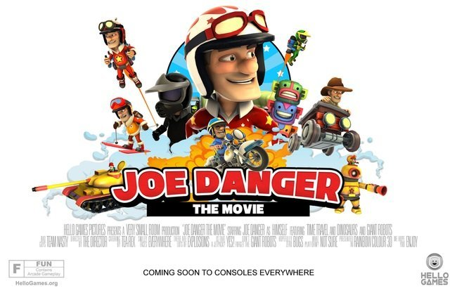 Joe Danger: The Movie